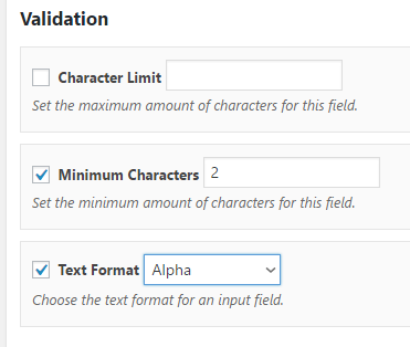 advanced_xprofile_fields_validation